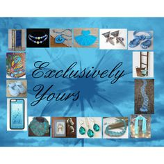 Exclusively Yours: Handmade & Vintage Gifts for Her by paulinemcewen on Polyvore featuring vintage