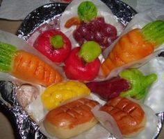 Receita Docinhos do Algarve da Fidalguinha por fidalguinha - Categoria da receita Sobremesas
