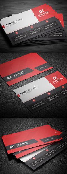 26 Designers Business Card PSD Templates - 14