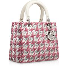 "LADY DIOR Bleu Persan leather ""Lady Dior bag"