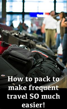 How to pack for frequent travel - Planet Jinxatron