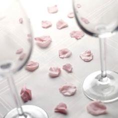 Baby Pink Preserved Rose Petals