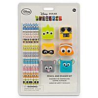 Disney/Pixar Pencil and Eraser Set