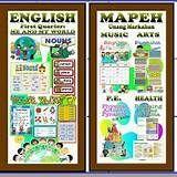 Bulletin Board Grade 5 All Quarter Lesson - Yahoo Image Search Results Stem Bulletin Boards, Elementary Bulletin Boards, Bulletin Board Design, Bulletin Board Borders, Math Boards, Bulletin Board Display, Classroom Bulletin Boards, Classroom Rules, Classroom Decor