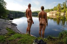 """I follow a lot of nudist blogs, and publications. I love reading stories of """"first timers."""" The sense of freedom the first time they took a swim without a baggy, soggy swimsuit or uncomfortable underwire! The happiness they feel from within their hearts! Another nudist is """"born!"""" It's just a magical feeling to read my """"first time"""" (too many years ago now, ). If you are one of those wishing to give it a try, truly, let 2015 be the Year of the Nudist!"""