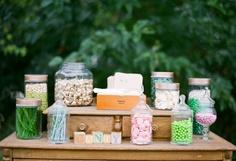 Inspirações | Casarei - mesa de doce