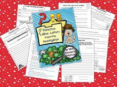 Detective LaRue by Mark Teague Mini Book Study Unit. http://www.teacherspayteachers.com/Store/Mrs-Hansens-Helpfuls