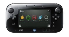 What Game Controllers Do You Need for the Wii U?: Wii U Gamepad