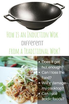 Do you need an induction wok? Every home should have a wok for fast and healthy dinner recipes. Find the right wok here. Rice Cooker Recipes, Stir Fry Recipes, Best Wok, Rice Recipes For Dinner, Acidic Foods, Fast Dinners, Fun Cooking, How To Cook Pasta, Food Preparation