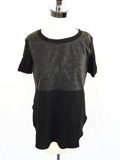 Fudge Brownie Top - Charcoal – Milk & Honey Boutique - Online Women's Clothing Boutique