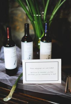 A Creative Substitute for a Guestbook Megan Noonan Photography