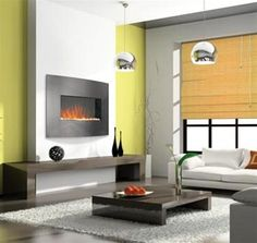 Indoor Fireplace - For details and additional information on purchasing an #indoorfireplace from Valley City Supply, please contact us at 330-483-3400 or visit our website at ValleyCitySupply.com #electricfireplace #napoleon