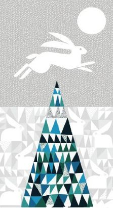 the fir tree by hans christen andersen illustrated by Sanna Annuka.