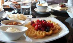 How to make traditional Swedish Waffles