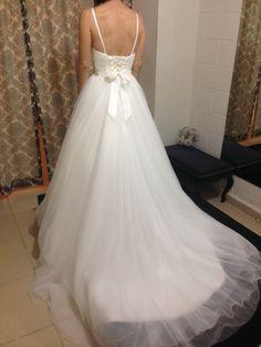 ¡Nuevo vestido publicado!  Gabriela Villar - T0-2 ¡por sólo $8000! ¡Ahorra un 27%!   http://www.weddalia.com/mx/tienda-vender-vestido-de-novia/gabriela-villar-t0-2/ #VestidosDeNovia vía www.weddalia.com/mx