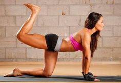 This is another great butt exercise that does not include your legs in it. You can do it like this, or, you can do it on a machine, in the gym. Brazilian Butt Lift Workout Routine - Get Fitness Ass. Hiit, Cardio, Body Fitness, Fitness Tips, Fitness Motivation, Health Fitness, Squats Fitness, Hata Yoga, Nutrition Sportive