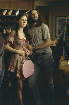 'Almost Famous' - Polexia & Jeff Bebe (Anna Paquin & Jason Lee) 2000