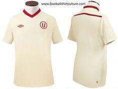 Universitario de Deportes 2012 umbro home football shirt