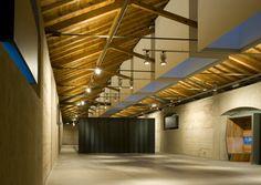 Museo del Agua - Rehabilitacion de Darsena del Canal de Castilla / MID Estudio / Palencia / 2010