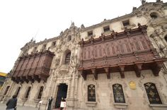 Palacio de Torre Tagle, Lima