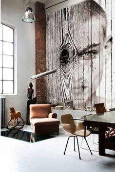 Interior Art. Just wow!