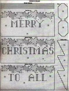 Merry Christmas Card Holder 3/5