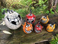 Ähnliches Foto Pottery Animals, Ceramic Animals, Ceramic Art, Ceramics Projects, Clay Projects, Clay Crafts, Plaster Sculpture, Sculpture Clay, Clay Dragon