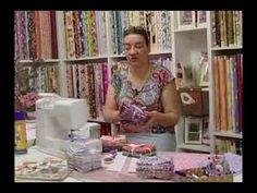 Arte e Manhas da Tia Lili: colcha delicada (feita com fat quarters!)
