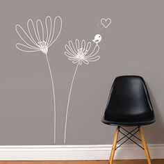 mia&co Rimouski Transfer Wall Decals - Wall Sticker Outlet