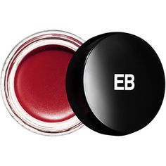Edward Bess Glossy Rouge for Lips and Cheeks found on Polyvore featuring beauty products, makeup, cheek makeup, blush, beauty, creamy blush, edward bess blush and edward bess