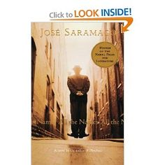 enter the labyrinth, come out a different person ... All the Names by Jose Saramago