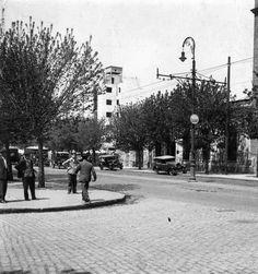 Street View, Antique Photos, Cities, Fotografia