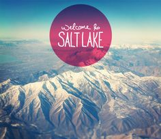 14 Reasons Salt Lake City Is The Best City In The Universe. I love you, Salt Lake City.