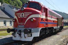 MAV Hungary NOHAB M61: