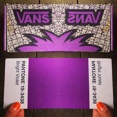 #pantone #vans