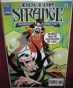 DOCTOR STRANGE #85 MARVEL COMIC 1988 3rd series VG