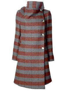 VIVIENNE WESTWOOD RED LABEL - high neck coat 9