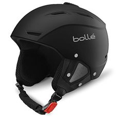 buy now The Backline Adults Bolle Helmet is a traditional design which has ABS injected technology which means that this helmet guarantees solid resistance and high capacity shock absorption . Ski Helmets, Riding Helmets, Cosplay Helmet, Brand Expert, Ventilation System, Snowboards, Ski And Snowboard, Traditional Design, Motorcycles