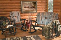 Western Star Indoor/Outdoor Furniture  |  Wild Wings