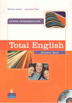 An English student book