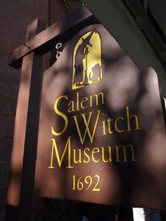 ***Salem, Mass in October **** WANT to go******