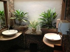 Poppies Restaurant, Kuta Picture: Lovely bathrooms. - Check out TripAdvisor members' 14,417 candid photos and videos of Poppies Restaurant
