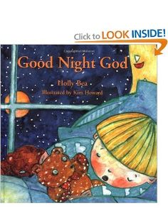 Good Night God -- by Holly Bea