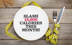 Lose a pound a week with these simple swaps.