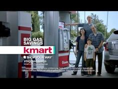 "May 24 - Kmart continues curse innuendo adds with ""Big Gas Savings"" add. View here. Probably wont be seeing this on network TV. When did Kmart get so cool?"