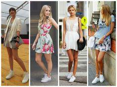 tênis branco como usar