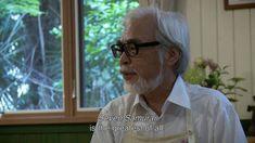 """I think Ikiru is a very good film. But if you ask me my favourite film in the world, Seven Samurai is the greatest of all."" Hayao Miyazaki about Akira Kurosawa' movie"