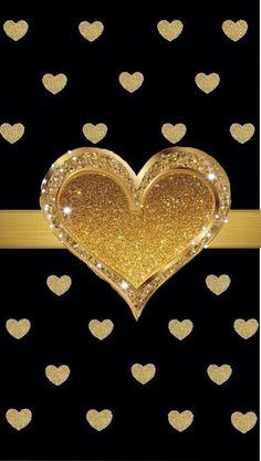 Maria Lopes e Artes: Europa & Samba Pa Ti - Santana - Live at Montreux Unicornios Wallpaper, Golden Wallpaper, Heart Iphone Wallpaper, Disney Wallpaper, Bday Background, Heart Background, Glitter Background, Heart Pictures, Heart Images