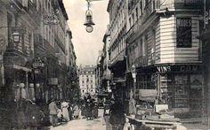 Nantes rue Crebillon au 44 à la Chatelaine