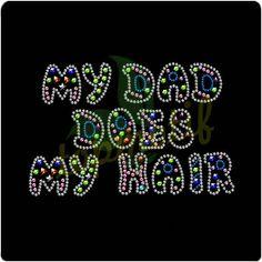 Letter alphabet crystal rhinestone applique patch jewel hair x10